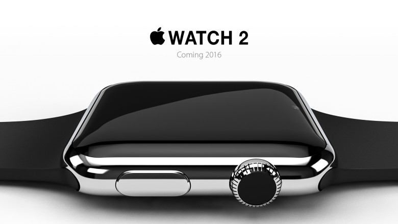 concept Apple Watch 2