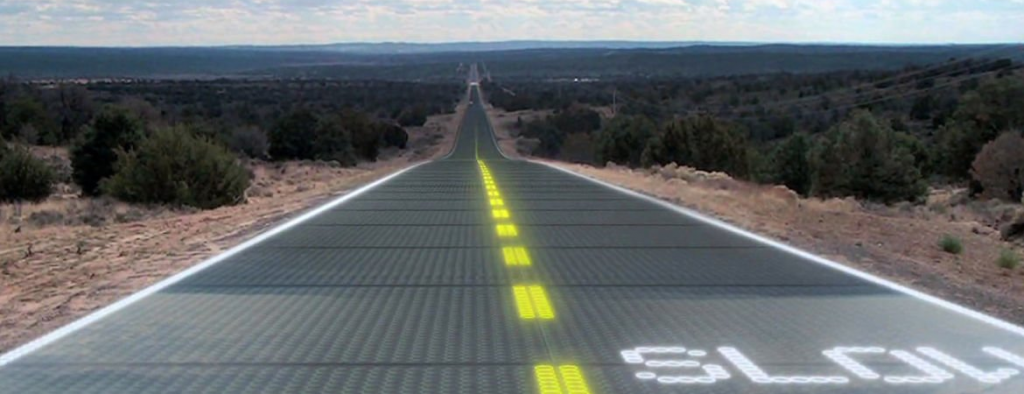 LED Solar Roadways