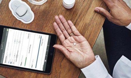 Proteus Discover Médicament Connecté