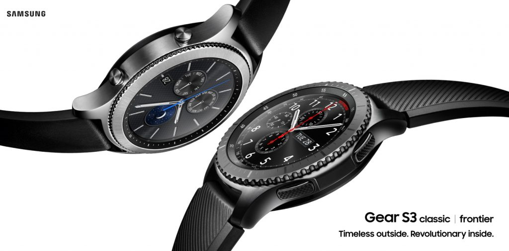 Samsung Gear S3 Frontier & Classic