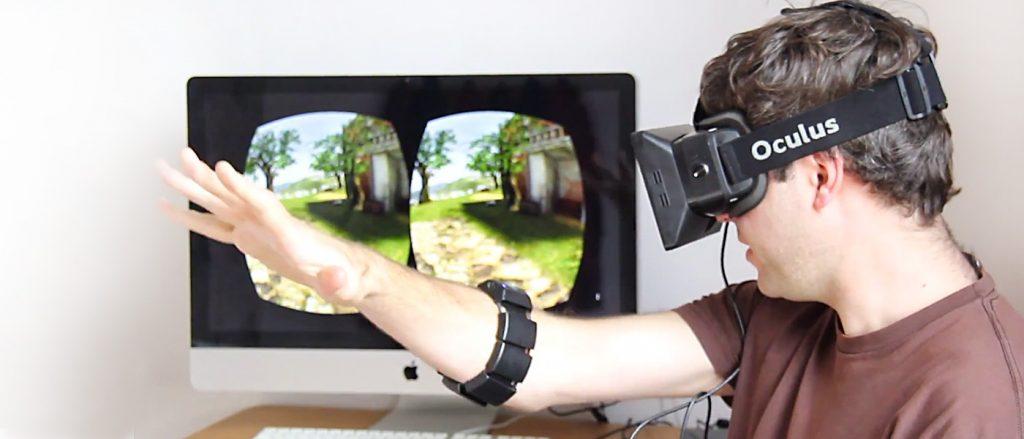 thalmic labs réalité virtuelle