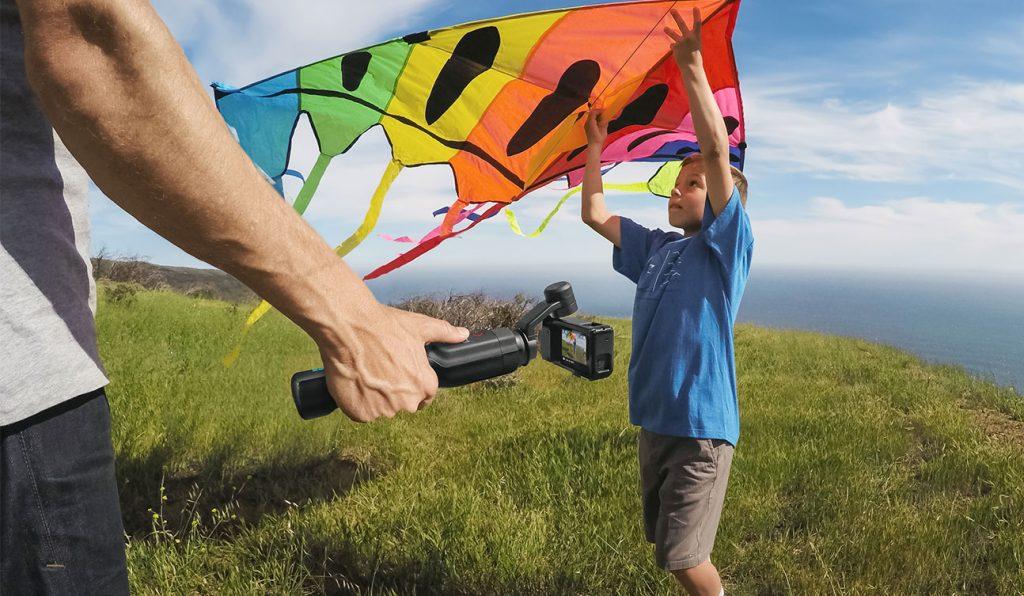 sac à dos de rangement drone gopro
