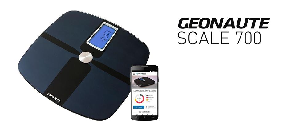 Test Balance Connectée Geonaute Scale 700