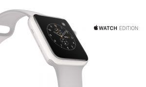 Apple Watch Série 2 Edition