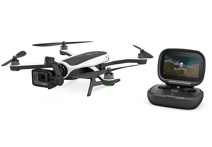 Drone GoPro et Controleur