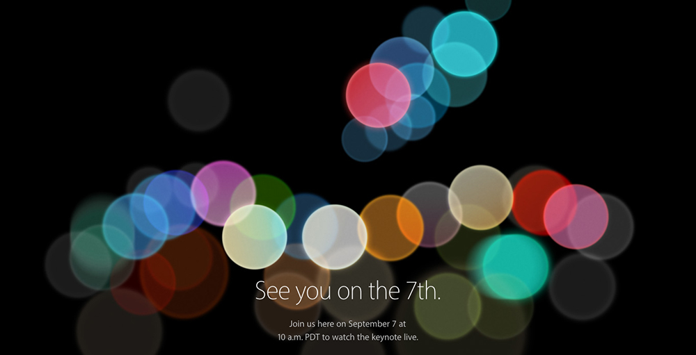 keynote apple septembre 2016