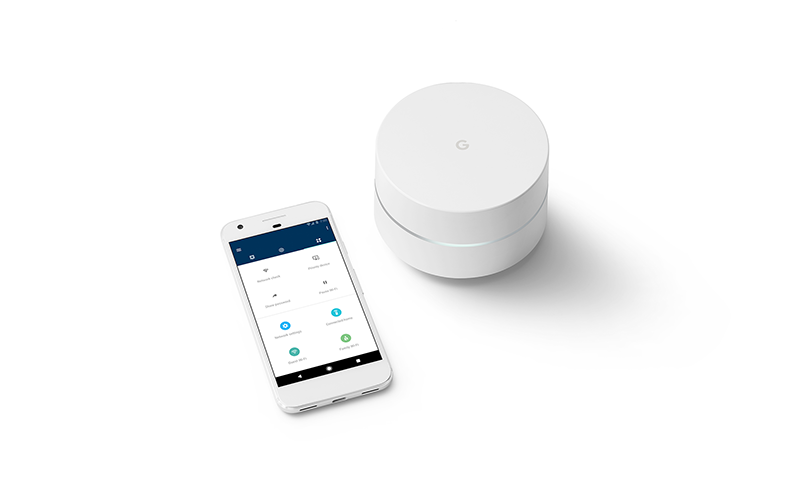 Application Google Wifi