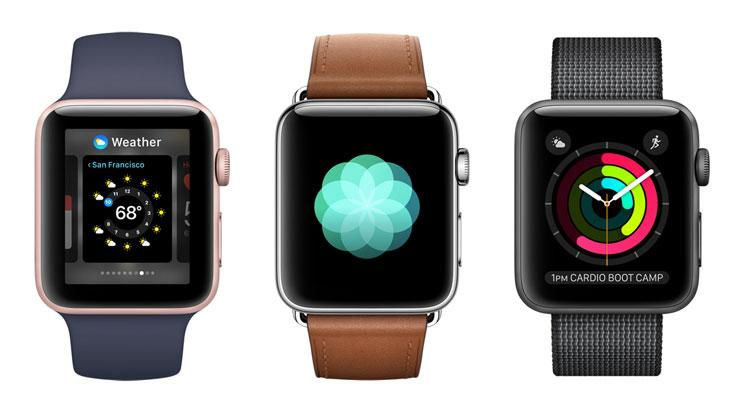apple watch serie 2 noel