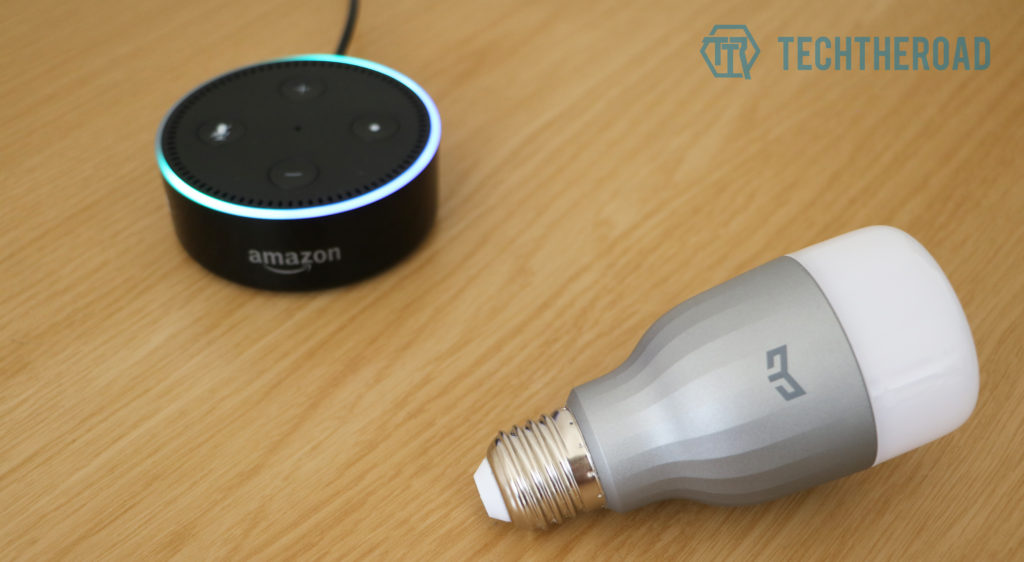 yeelight amazon echo