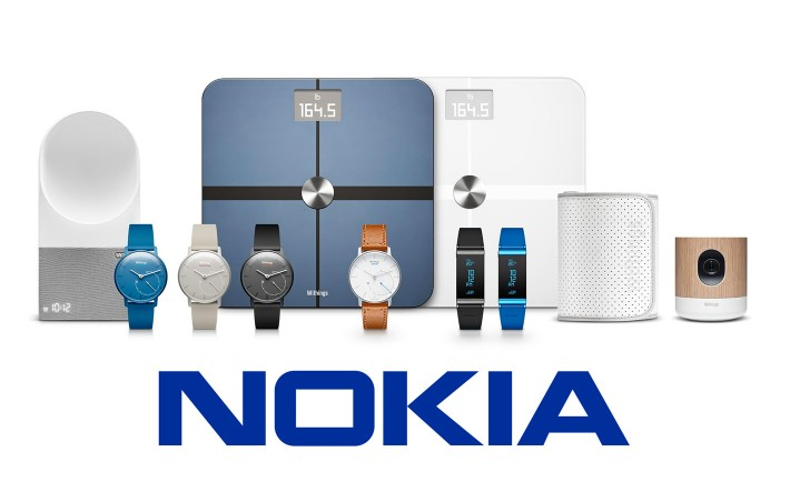 nokia withings