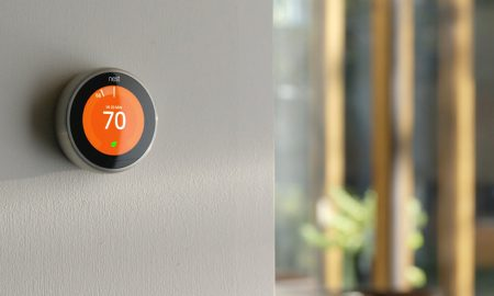 Réduction Thermostat Nest
