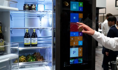 Frigo Connecté Windows 10 LG